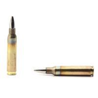 """5.56NATO MK318 MOD 1 - 62 Grain """"Silver Bullet"""" BT-OTM - Lead/Steel FREE"""