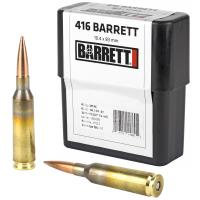 .416 Barrett - 452 Gr MTAC BT-HP 17222