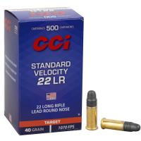 .22LR CCi Standard Velocity 40 Grain LRN