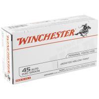 .45 ACP Winchester USA 230 Grain JHP