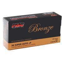 .38 Super PMC Bronze 130 Grain +P FMJ