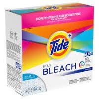 Tide Powder with Bleach 3-load