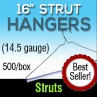 "16"" Strut Pants Hangers"