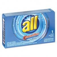 All Detergent 1 load box