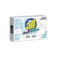 All Free Clear Soft-Fab Sheet 2/bx 100/cs