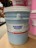 Blue Fabric Softener 5 Gallon
