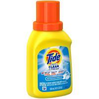 Tide Simple Clean & Fresh 10oz 12 Per Case  6 Load