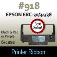 Epson ERC-30/34/38 Ribbon #918
