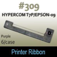 Hypercom T7P/Epson ERC-09 (Purple) #309