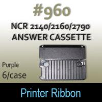 NCR 2140/2160/2790 Answer Cassette (Purple) #960