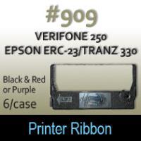 Verifone 250/Epson ERC-23/Tranz 330 #909