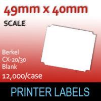 Berkel CX-20/30 40mm Blank