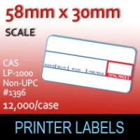 CAS LP-1000 Non-UPC #1396
