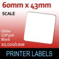 Globe GSP30A Blank