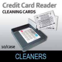 Credit Card Reader Cleaning Cards
