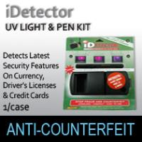 iDetector UV Light & Pen Kit