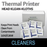 Thermal Printer Head Klean-Kloths