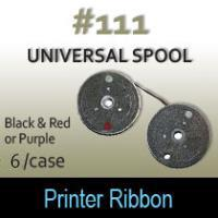 Universal Spool Ribbon  #111
