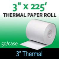 "Thermal Paper Roll - 3 "" x 225'"