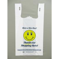 "T-Shirt Bags (12 x 7 x 22) ""Smiley Face"""