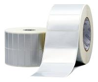 """Thermal Transfer Labels 4"""" x 6"""" Perf"""